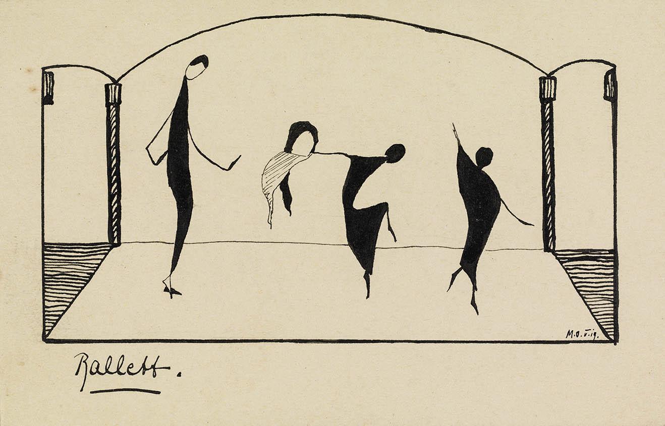Abb. 6 Ballett (MO-180)